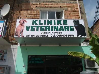 Pamje e klinikes