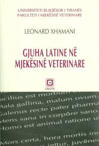 Gjuha latine ne Mjekesine Veterinare