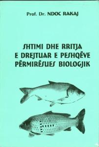 Shtimi dhe rritja e peshqeve