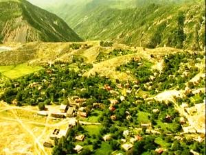 Fshati i lindjes Golem