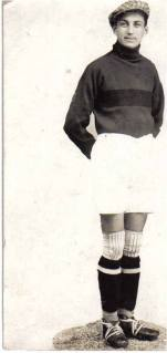 Portieri i pare shqiptar Dr Vasfi Semimi